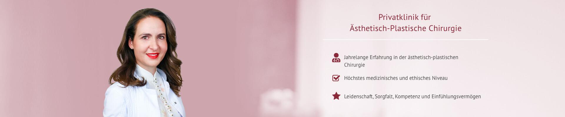 Hornzipfel entfernen mit Laser in Stuttgart >> Klinik auf
